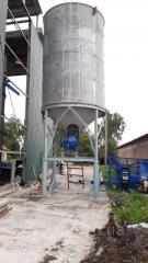Охолоджувач зерна бв-25