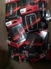 Упаковка (блустер) авто лампочки H1  H3 H4  H7 (