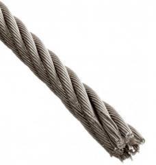 Трос стальной 1, 5 мм Din 3053