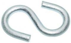 Крючок S- образный размер 8 (карабин)