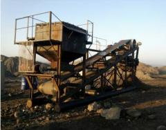 Parts for mining equipment from the manufacturer