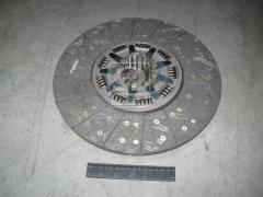 Clutch plate on KamAZ 4308