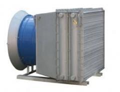 Агрегат воздушно-отопительный АО2-4, АО2-10,