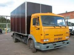 Części zamienne do 4308 Kamaz w Kijowie i dostawy