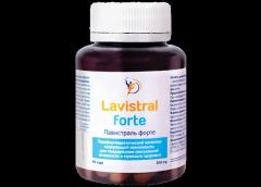 Lavistral Forte (Lavistral Forte) - kapszulák a hatékonyság növelésére
