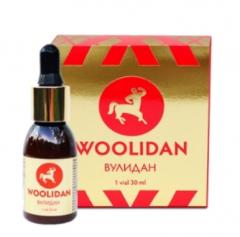 Woolidan (Vulidan) - csepp, hogy fokozza a hatékonyságot