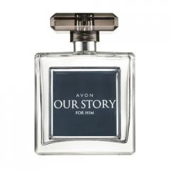 Avon Our Story for Him 75 ml мужская...