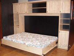 Horizontal bed transformer