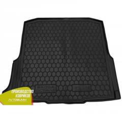 Авто коврик в багажник Skoda Octavia A7 2013-