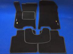Авто коврики в салон ворсовые для Chevrolet