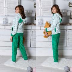 Пижама-домашний костюм 12 лет