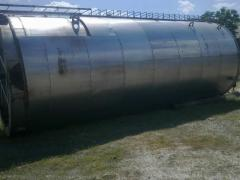 Capacity corrosion-proof B2-OXP-50 tank of cbm