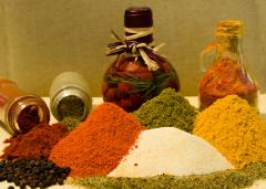 Spices,  seasonings,  additives of the...