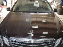 Защитное покрытие кузова автомобиля