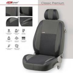Чехлы на сиденья EMC-Elegant Hyundai Accent...