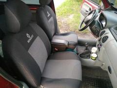 Чехлы на сиденья АВ-Текс Renault Kangoo с...
