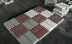 Brick road FEMKA (100Х200Х50 mm)