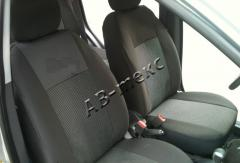 Чехлы на сиденья АВ-Текс 1.Чехлы CLASSIC Маршрутка
