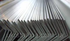 Алюминиевый уголок 20х20х1,5, 30х30х2, 40х40х1.5, 80х40х3 мм АД31Т5 анод.