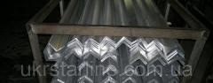 Алюминиевый уголок АД31Т1 40х40х2 анодированый.