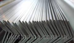 Алюминиевый уголок уголок ГОСТ АД31, 40х40х2,