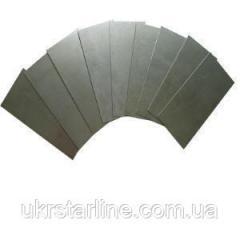 Вольфрамовый лист и пластины