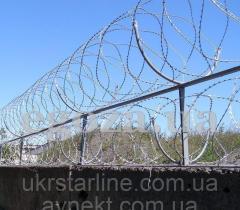 Єгоза козачка колючий дріт 450,  600 мм,  на...