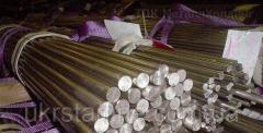 Круг 10.8 калиброванный сталь 40Х конструкционная углеродистая качественная
