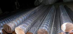 Круг бронзовый БрАЖ 9-4 ф 110мм