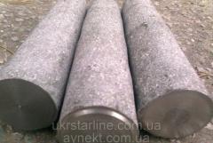 Круг чугунный СЧ 20 ф 130х300 мм серый чугун