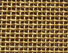 Латунная тканая сетка, 0,056-0,04 мм
