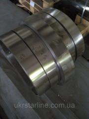 Лента из нержавеющей стали, 0,08 мм