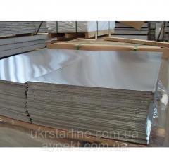 Лист алюминиевый 1*1000*2000 АМГ2М доставка...