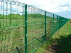 Protection from a metalwork, Kirovohrad, the