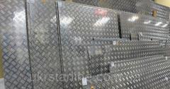 Лист алюминиевый рифленый АД0 (1050)...
