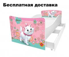 Детская кровать Кошка Мэри кошечкв Мари Marie