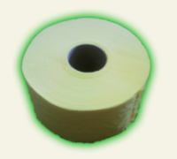 Toilet paper for public places