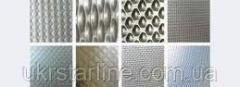 Лист нержавеющий кожа декоративный AISI 304 1,0