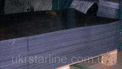 Лист свинцовый 10,0х1000х2000 мм С1