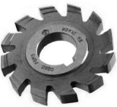 Фреза дисковая пазовая затылованная Ф80х8х27 Р6М5,
