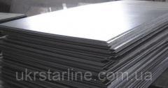 Лист Титановый 8мм ВТ 1-0