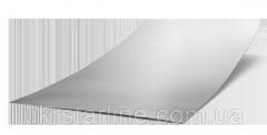 Листовая сталь оцинкованная, 1250х2500х0,65 мм