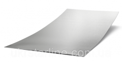 Листовая сталь оцинкованная, 1250х2500х0,9 мм