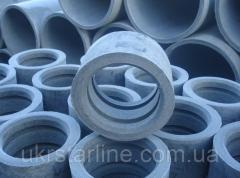 Asbestos-cement sockets