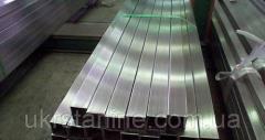 Нержавеющая профильная труба 50Х25Х1,5 AISI 201 (зеркальная, полированная 600 grit)