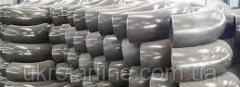Отвод 133х6, 0 бесшовный сталь 12Х18Н10Т