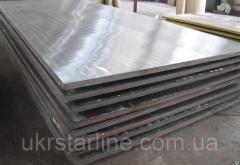Плита алюминиевая 10*1520*3020