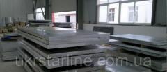 Плита алюминиевая, лист Д16Т 15х1520х3000 мм