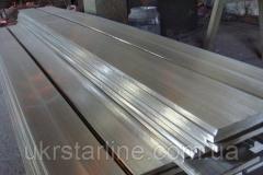 Полоса из нержавеющей стали,  100х10, 0 мм