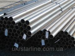 Прямошовная труба Ф 27 мм, стенка 0,7 -2,0 мм